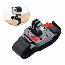 Wrist Detail  about Strap  360  Degree Rotate Arm Mount for Gopro Hero 5 4 3+ Sj