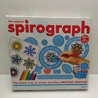The Original Spirograph 30 Piece Drawing Set 8+ (Damaged Packaging-See Pics) New