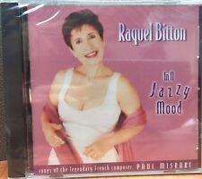 RAQUEL BITTON - IN A JAZZY MOOD - 13 TRACK MUSIC CD - BRAND NEW - E667
