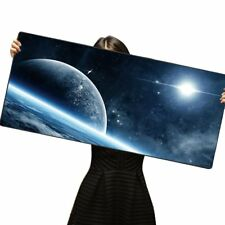 XL Computer Desk Large Mouse Pad Wide Gaming Mat Mouse Keyboards Pad NonSlip NEW