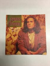 "Curtis Stigers ‎– I Wonder Why  1991 [114716] 7"" Vinyl"