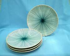 Sainsbury's Desert Escape Side Plates 8inch Set Of 4 New Pink/Green/White 2019
