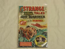 STRANGE TALES #125 MARVEL 1964 HUMAN TORCH & THING BATTLE SUB-MARINER S. DITKO