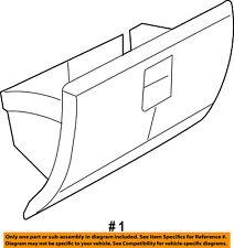 Jeep CHRYSLER OEM 10-12 Liberty-Glove Compartment Box Assy 1KE74XDVAB