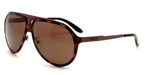 NEW CARRERA 100/S HKY Brown Havana 59mm Unisex Aviator Sunglasses