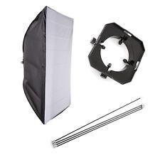 Photography Studio Softbox w/ Universal Mount KIT for Flash Strobe Light 50x70cm