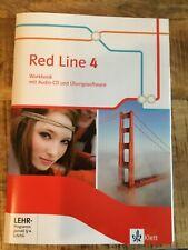 Red Line 4 Workbook 8. Schuljahr Realschule Audio-CD und Übungssoftware