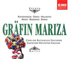Kalman: Grafin Mariza (Countess Mariza) by Wolfgang Baumgart
