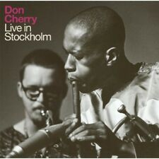 Don Cherry - Don Cherry Live in Stockholm [New Vinyl]