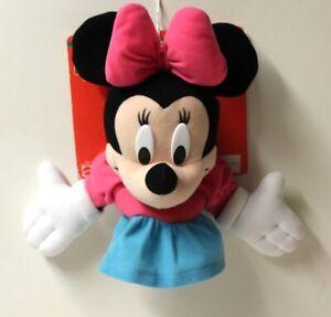 Vintage Disney Minnie Mouse Hand Puppet