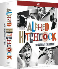 Alfred Hitchcock: The Ultimate Collection [New DVD] Oversize Item Spilt , Boxe