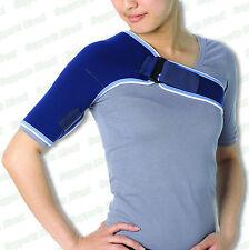 Medical Grade Shoulder Support Strap Neoprene Brace Dislocation Injury Pain