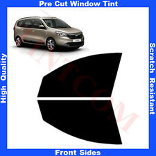 Pre Cut Window Tint Dacia Lodgy 5 Doors 2012-... Front Sides Any Shade