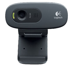 Logitech HD Webcam C270 (960-000636) Farbe Audio Hi-Speed USB Web-Kamera