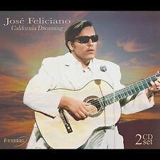 José Feliciano / California Dreaming (TWO LIKE NW CDs) Chico & The Man GREAT!!!!
