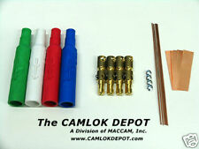 Camlok #8 - #4 MALE ONLY In Line Single Phase Kit