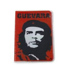 Che Guevara Pattern PVC Identity Card Passport Holder Protect Cover Travel Case