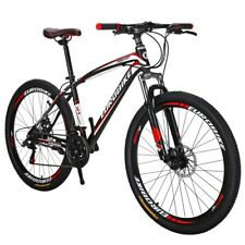 X1 Mountain Bike 27.5 inches Wheels 21 Speed Bicycle MTB Front Suspension Mens