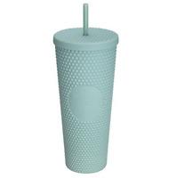 Starbucks Korea 2021 Summer Limited Mint Stud Cold Cup Tumbler 710ml / 24oz