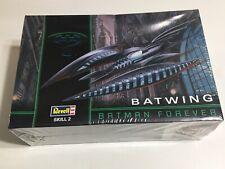 New listing 1/25 Revell Batman Forever Movie Batwing Plastic Model Kit Nos 1995