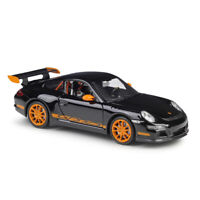 1:24 Porsche 911 (997) GT3 RS Diecast Car Model Vehicle Collection Toys By WELLY