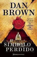 El Simbolo Perdido by Dan Brown (Paperback / softback, 2013)