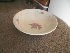 Tabletops Unlimited fruit bowl (Pink Rose) 4 available