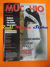 Rivista MUCCHIO SELVAGGIO 578/2004 Outkast Tortoise Belles Jesse Sykes * No cd