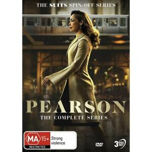 Pearson - The Complete Series  (Dvd,2020)