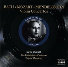 David Oistrakh: Violin Concertos/CD-NUOVO