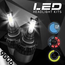 XENTEC LED HID Headlight Conversion kit 9006 6000K for 1995-1996 Audi S6