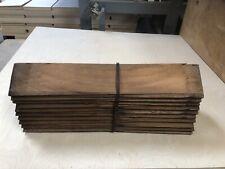 Wood Shake Taper-sawn Hip / Ridge Class B 15 Linear Feet