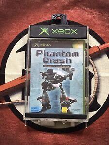 •Phantom Crash Xbox 1ère Génération Neuf + Boitier Antivol Occasion Xbox ⭐️