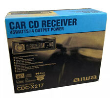 Aiwa Cdc-X217 Car Cd Receiver. A2