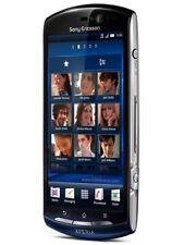 Sony Ericsson Xperia NEO MT15i Handy blau OVP Smartphone mobile phone blue