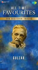 GULZAR : ALL TIME FAVOURITES  - 2 MP3 SET / 200 BEST EVER TRACKS