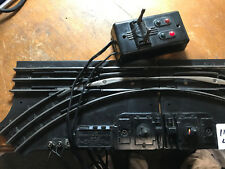 LIONEL 1122 POST WAR 027  REMOTE CONTROL SWITCHES very nice set 2