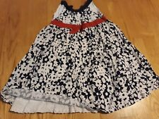 Girls christmas Party Dress 2-3 Years 100% cotton