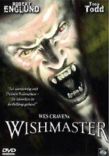 WISHMASTER (DVD) NEU