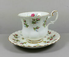 ROYAL ALBERT WINSOME COFFEE CUP AND SAUCER (PERFECT)