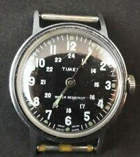 Vintage Timex Men's Military Sprite Watch