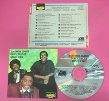CD Compilation Solomon Burke-Percy Sledge-Ben E.King IL GRANDE ROCK no lp (C45)