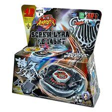 Beyblade SCREW LYRA Metal Fusion BB116B 145MF w/Launcher BB-116B USA Seller