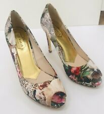 Ted Baker Floral Shoes Size 6