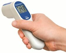 ETI Digital Infra-Red Thermometer - Raytemp 3 White