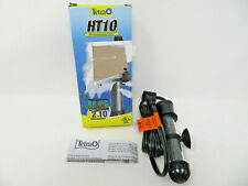 Tetra HT10 Submersible Aquarium Heater With Electronic Thermostat 50 Watt NOB