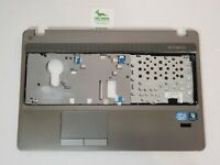 "HP ProBook 4530s 15.6"" Laptop Palmrest Touchpad 679919-001 Silver Fingerprint"