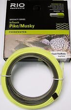 Rio InTouch pike/Musky wf-10 - Floating/Intermediate tip-recht-NEUF