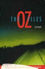 The Oz Files The Australian UFO Story by Bill Chalker BOOK Australia UFOs Aliens
