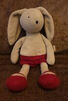 "Jellycat My Little Friend Bunny Soft Toy Plush 21"""